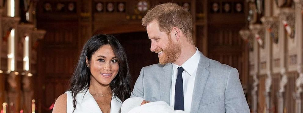 Harry and Meghan to hold christening for baby Archie