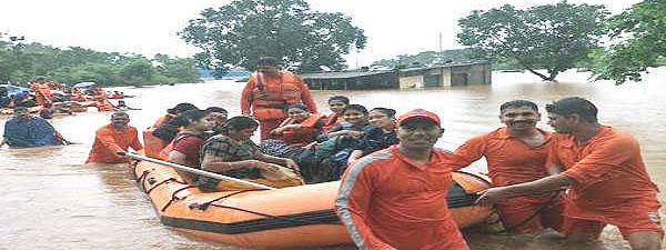 Monsoon fury: 500 rescued from Mahalaxmi Express, says MHA
