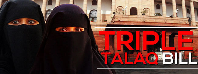 Parliament nod for Triple Talaq Bill, 99 vote for and 84 against in RS