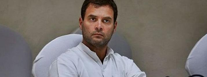 Rahul steps down, reminds Cong of accountability factor in 'farewell' letter
