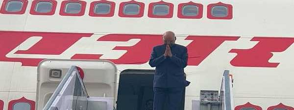 Prez leaves for state visits to Benin