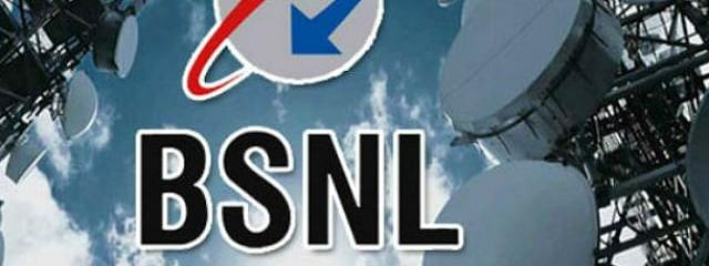 Congress lashes out at govt for current BSNL crisis