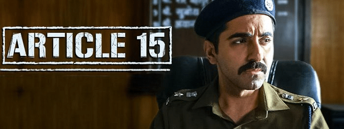 Article 15: Poignant film not to be missed
