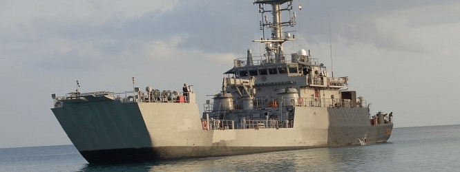 Indigenously built ship to be commissioned on Monday