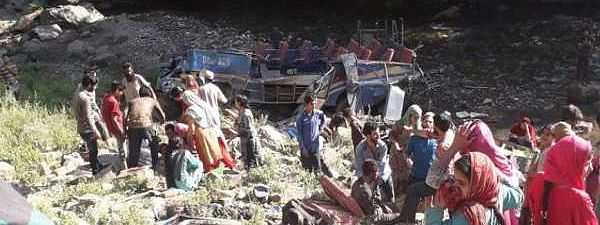 Kishtwar road accident toll swells to 35, 15 airlifted to Jammu