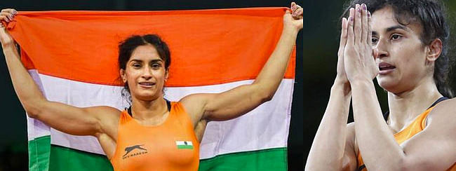 Vinesh Phogat clinches gold at Yasar Dogu International