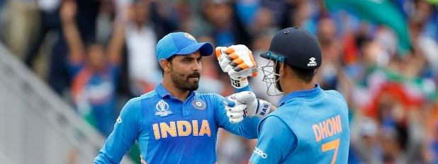 Dhoni, Jadeja in the limelight for their brave fight