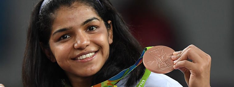 Goal is to change the colour of my medal: Sakshi Malik