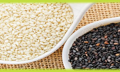Sesame-The Little Seeds with Big Benefits