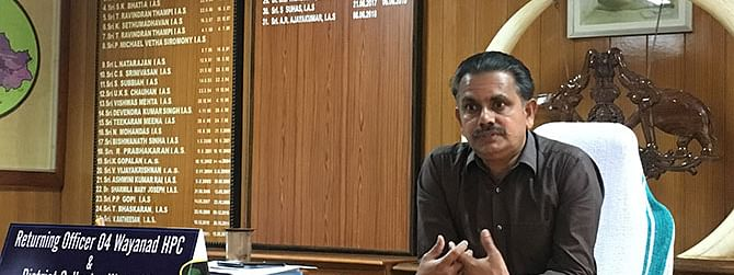 Collector instructs to dispose off pending cases of building permits regularisation