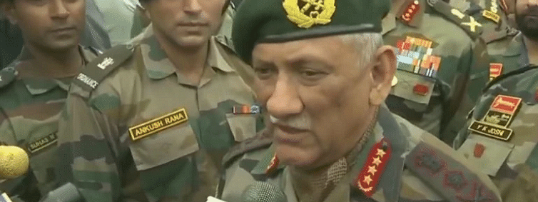 Enough proof of Pakistan hand in Pulwama attack: Army chief