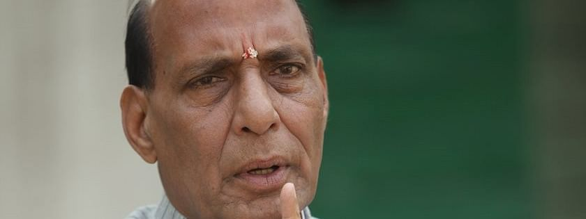India & China committed to peace: Rajnath, BJD MP calls for united approach