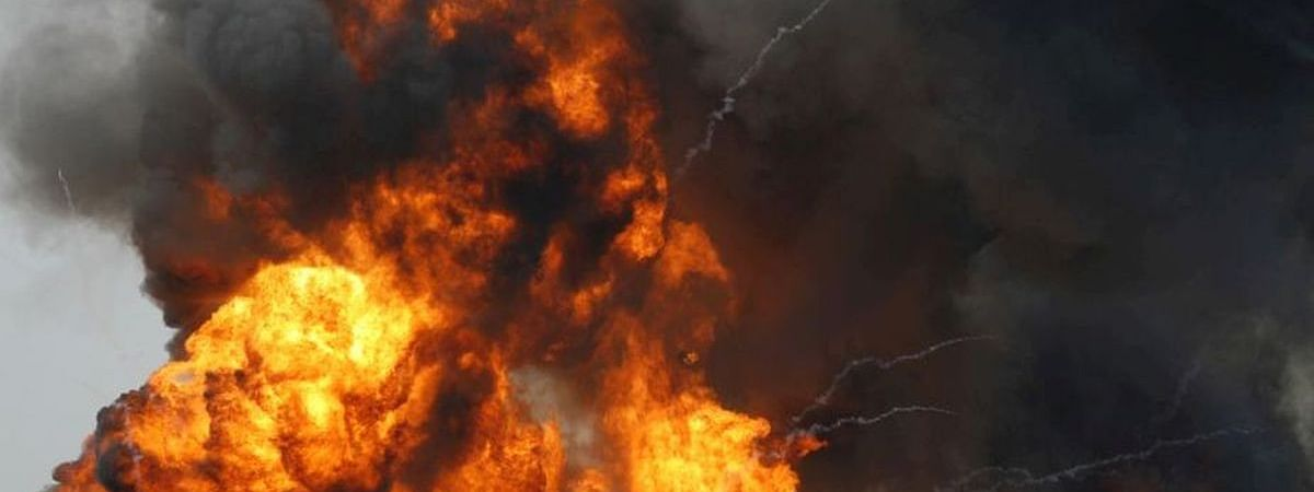 Three students injured in explosion in UP