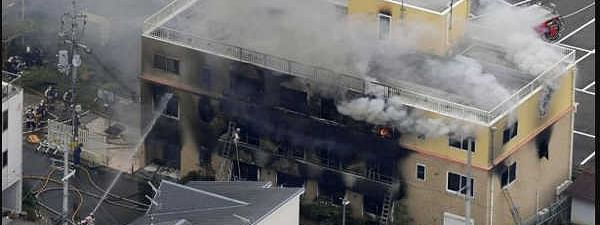 Arson attack claims 22 lives in Japan