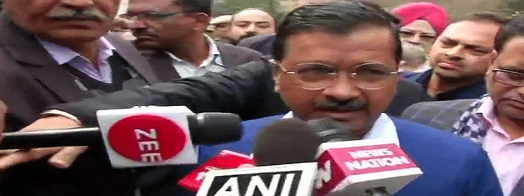 Jhilmil fire: Kejriwal announces Rs 5 lakh for kin of deceased