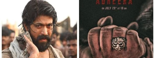 Makers release first poster of 'KGF: Chapter 2'