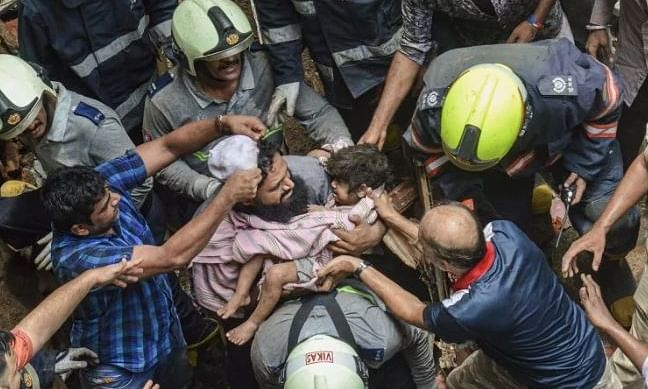 Building collapses in Mumbai: At least 14 dead