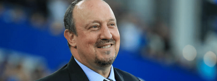 Benitez officially takes charge of CSL's Dalian Yifang