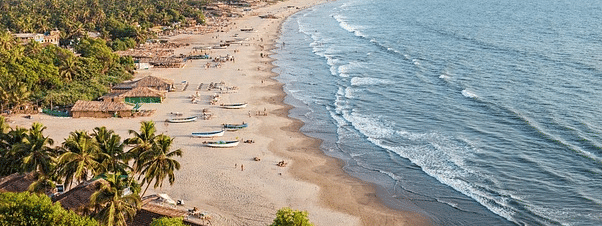 Russians top list of foreign tourists visiting Goa in 2018