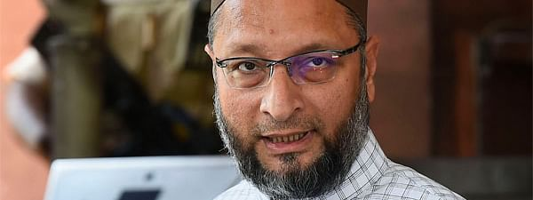 Hyderabad MP Owaisi makespassionate plea in LS