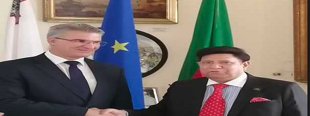 Malta to explore new business opportunities in Bangladesh