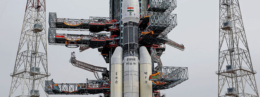 20-hr countdown for Chandrayaan-2 begins