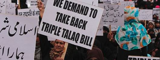 Oppn MPs to oppose Triple Talaq Bill in LS
