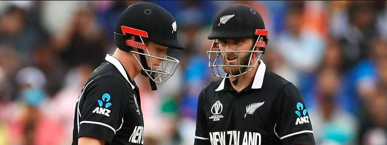 Williamson and Nichols stabilize NZ innings