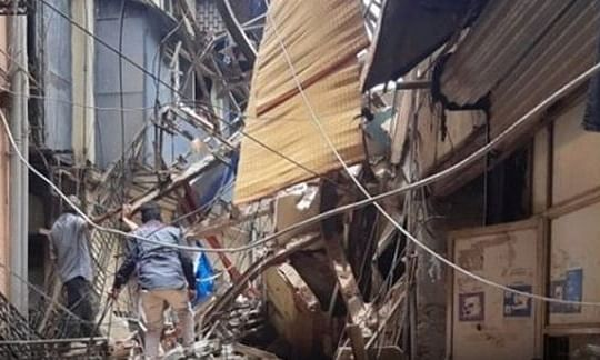 Mumbai: Four-storey building collapses; 40-50 trapped in debris