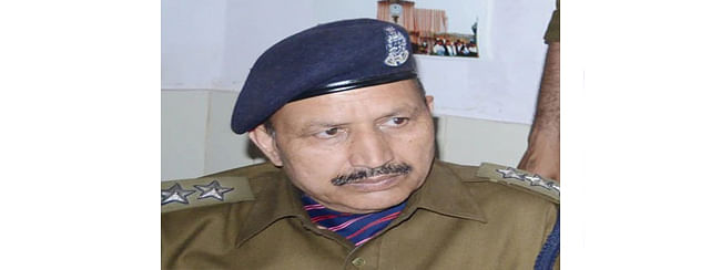 Lookout notice against former UP police officer in land grabbing case in Rampur