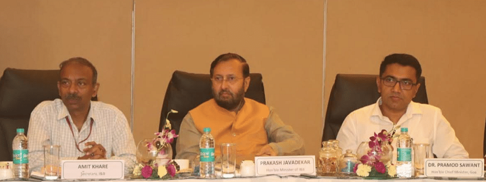IFFI 2019: First Steering Committee Meeting takes place in Goa