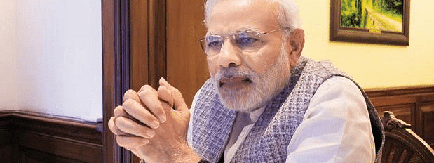 People's participation is panacea to all water crisis, says PM Modi