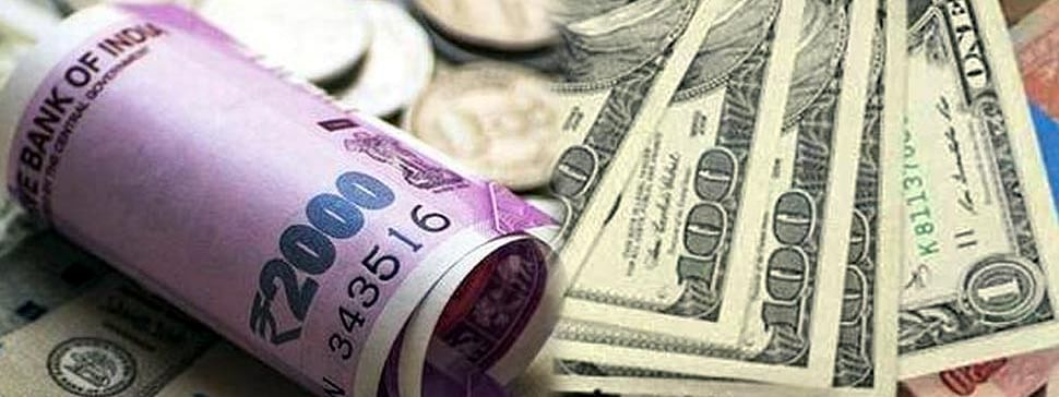 Rupee rebounds by 15 paise against USD