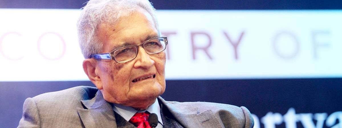 Jai Sri Ram not Bengali culture, says Amartya Sen