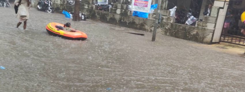 Rain mayhem: 32 lives lost in Maharashtra, holiday today