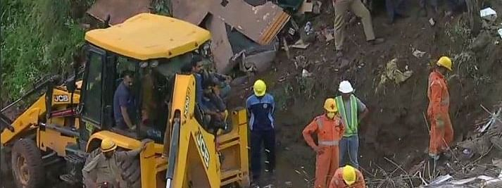 Seven, including six army jawans killed in HP building collapse