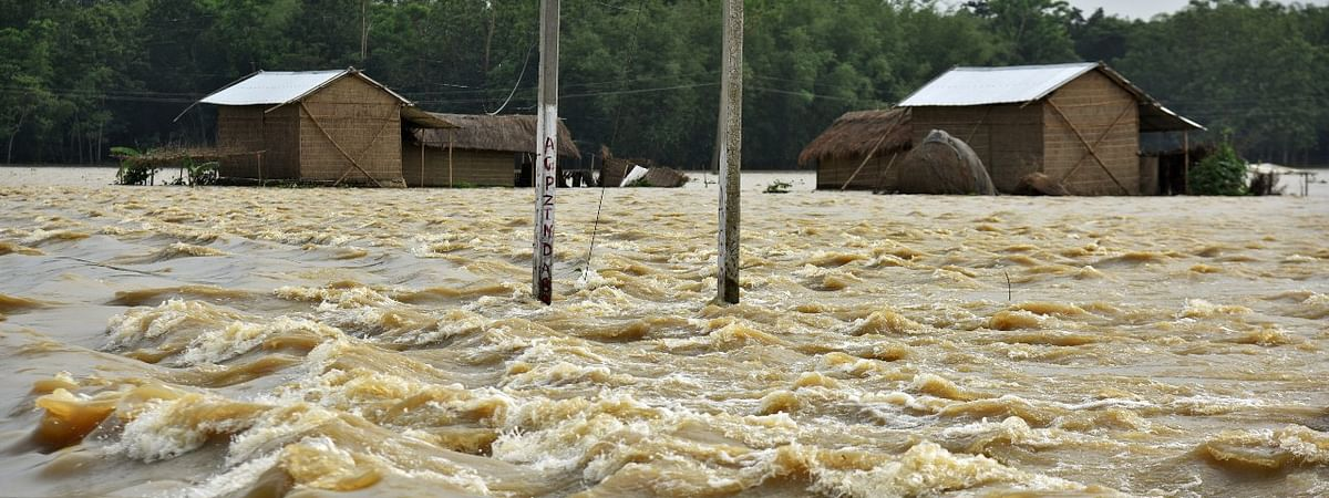Assam flood situation eases