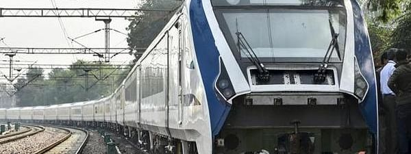 'Train 18' trial run from Delhi to Katra successful
