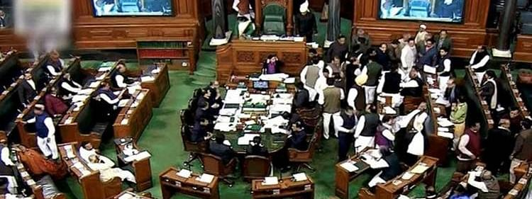 LS discusses demands for grants under Railway Ministry till midnight