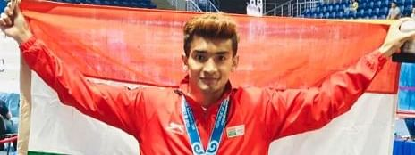 Shiva Thapa first Indian gold winner at President's Cup