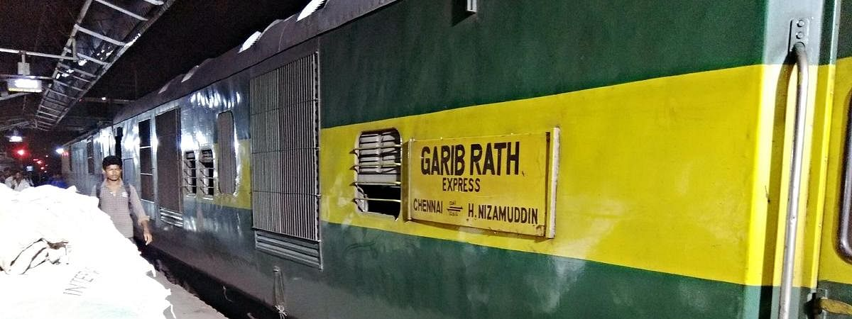 Garib Rath Express trains to be scrapped