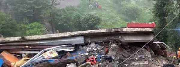 At least two killed, 35 trapped in Solan building collapse