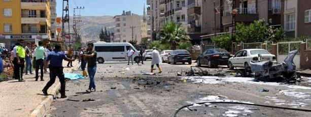 Two civilians killed in terrorist attack in Syria's west