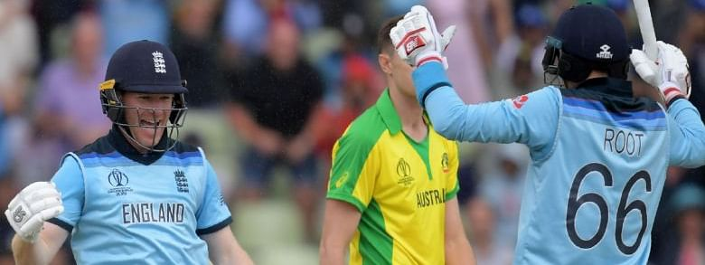 England crush Australia by eight wickets to enter ICC World Cup finals after 27 years