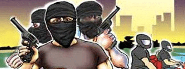 Miscreants loot Rs 23L from BoI branch at Chatra