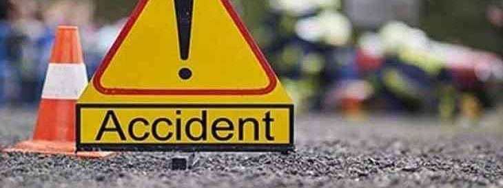 Road accident claims nine lives in UP