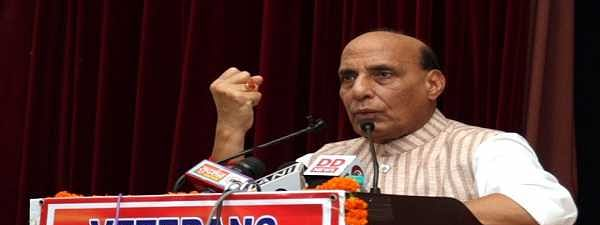 Govt will interact with veterans regularly: Rajnath Singh