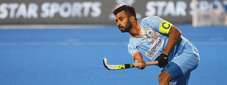 Focus on sealing Olympic Qualification in Nov:  Manpreet Singh