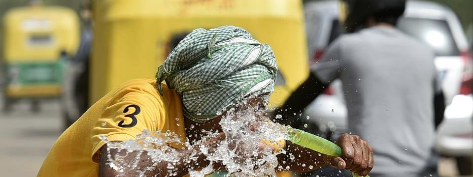 Second driest June for Delhi in 26 years