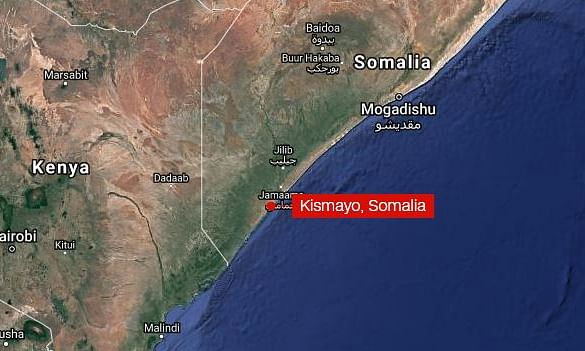 Militants ram explosives-laden vehicle into Somalian hotel; 10 Killed